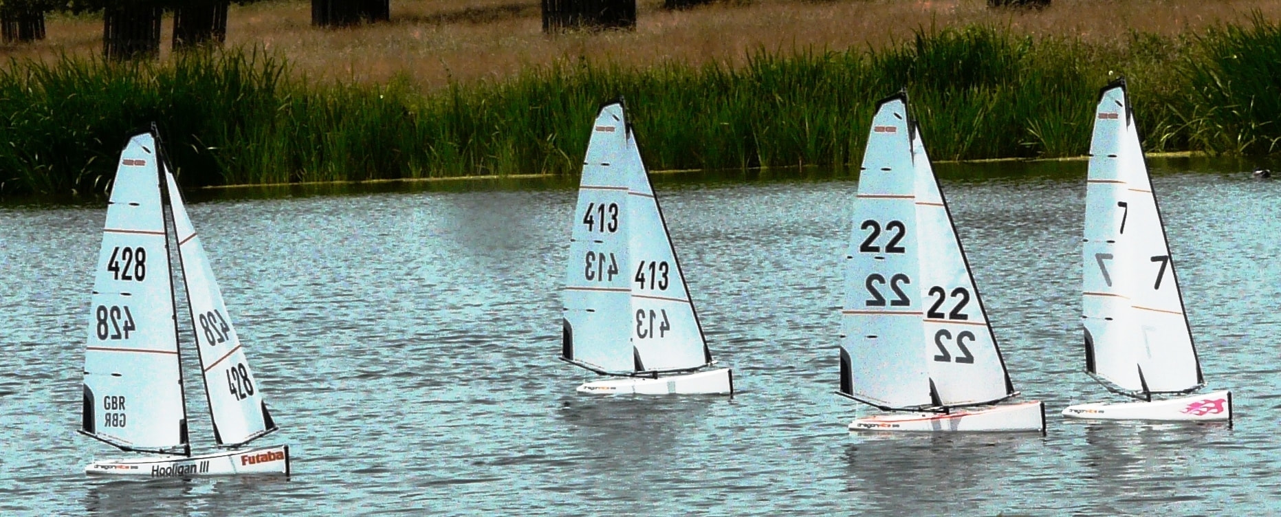 Hampton Court Model Yacht Club - Home Page